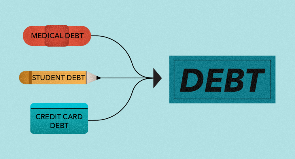 consolidate debt Tampa