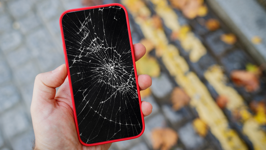 sell smashed iPhone screen online